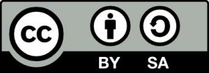 logo de diffusion suivant Attribution - Partage dans les Mêmes Conditions 3.0 France