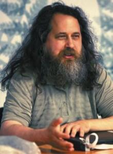 Portrait de Richard M. Stallman