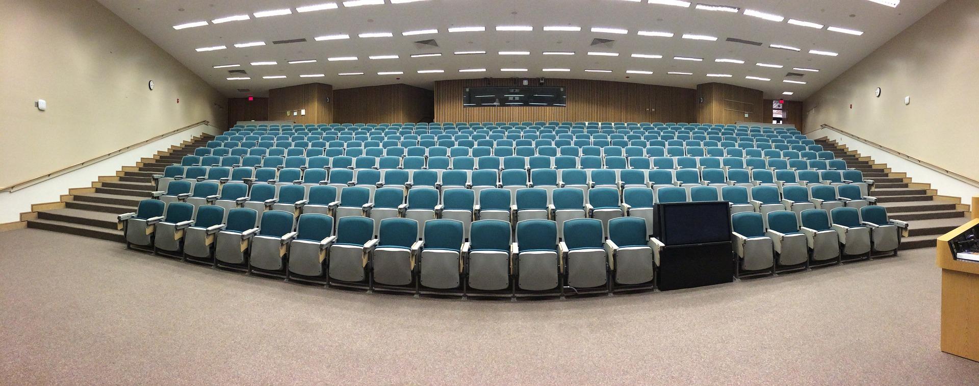 Auditorium vide